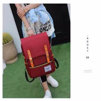 QF Korean BagPack(RED) Price Philippines