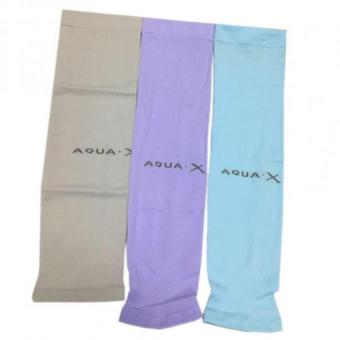 Aqua X Ice Sleeve Set of 3 (Gray/Violet/Blue) Price Philippines
