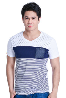 Harga Freshgear Slim Fit Tees (Bright White)