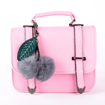 Harga Sugar Zara Mini Top-Handle Bag (Pink)