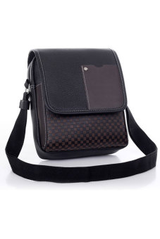 Cyber Men's Business Crossbody Messenger Bag (Black) Price Philippines