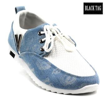 Black Tag Frex D13 Casual for Men (Blue) Price Philippines