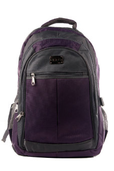 Nick Co 6004 Backpack (Violet) Price Philippines