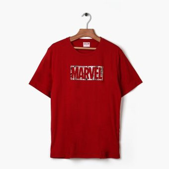 Harga Marvel Teens Graphic Tee (Red)