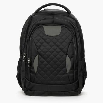 Harga Salvatore Mann Zeke Backpack (Black)