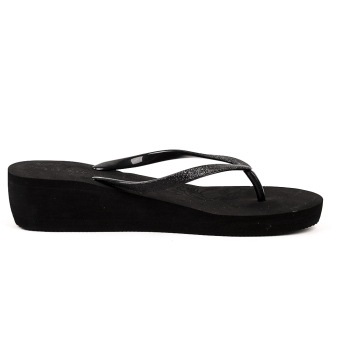 Bench Ladies Slippers (Black) Price Philippines