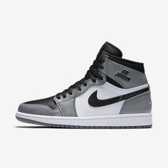 Harga NIKE MEN AIR JORDAN 1 RETRO HIGH SHOE COOL GREY 332550-024 US7-11 01' - intl