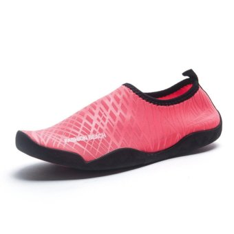 Bevoker Aqua Beach Sport Shoes for Watersport Diving Swim - intl Price Philippines
