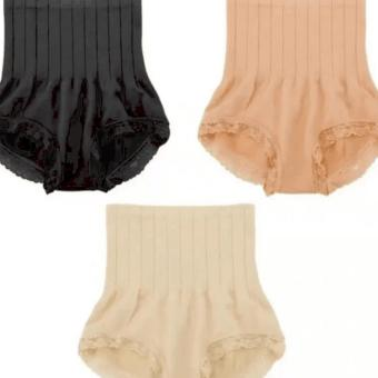 Munafie Slimming Panty Set of 3 (Black, Beige, Nude) Price Philippines