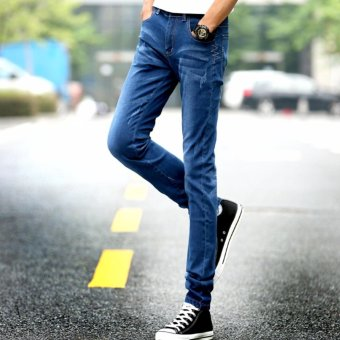 Men's Casual Wear Classic Blue Jeans Price Philippines
