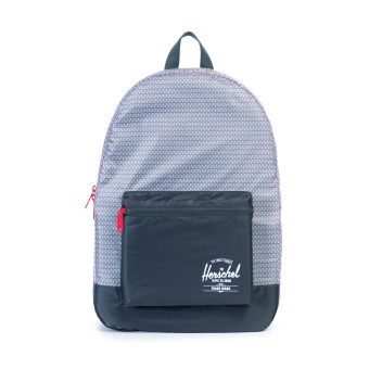 Herschel Packable Daypack Backpack (Prism/Dk Shadow/Red) Price Philippines