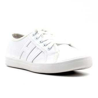 Harga New York Sneakers Alexa Low Cut Shoes (White)