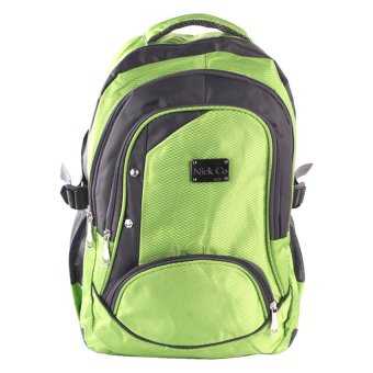 Nick Co 1189 Backpack (Green) Price Philippines