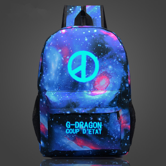 bigbang GD Noctilucent backpack schoolbag Price Philippines
