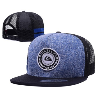 Harga Comfortable Fashion Snapback Quiksilver Cap Adjustable Sport Hat - intl