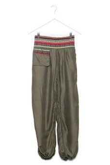Viajeras Naga Pants (Moss Green) Price Philippines