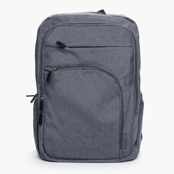 Harga Salvatore Mann Wen Backpack (Grey)