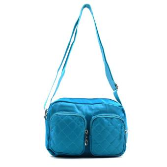 Vintage Paris Jean Cross Body Sling Bag (Turquoise) Price Philippines
