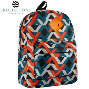 Brookstone Aztec Panther Backpack (Orange) Price Philippines