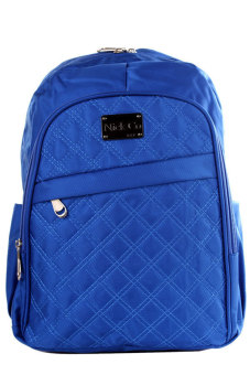 Nick Co 3005 Backpack (Blue) Price Philippines