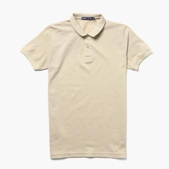 Men's Club Mens Polo Shirt (Beige) Price Philippines