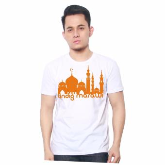 T-Shirt ni Juan Tindig Marawi White Orange Tee Price Philippines