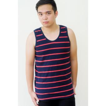 Artweark Striped Tank Top (Red) Price Philippines