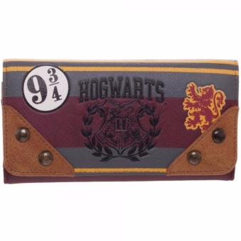 Bioworld Harry Potter Patch Jrs. Flap Wallet Price Philippines
