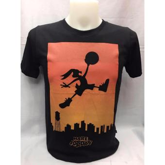 Harga Hare Jordan t-shirt adult small