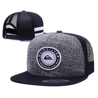 Harga Fashion Snapback Quiksilver Cap Adjustable Sport Hat - intl
