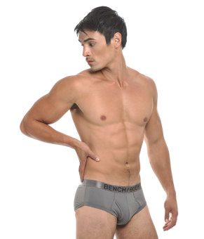Bench Classic Brief (Gray) Price Philippines