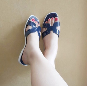 Electra Sandals (Navy) Price Philippines