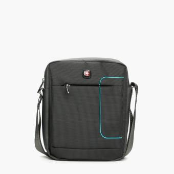 Harga Salvatore Mann Hui Sling Bag (Black)