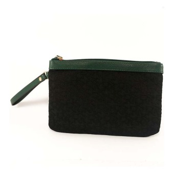 DKNY Jacquard Wristlet Moss (Black) Price Philippines