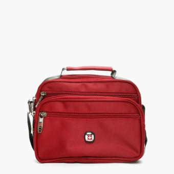 Harga Salvatore Mann Ling Sling Bag (Red)
