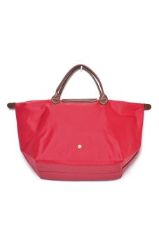 Longchamp Le Pliage Medium Short Handle Bag (Deep Red) Price Philippines