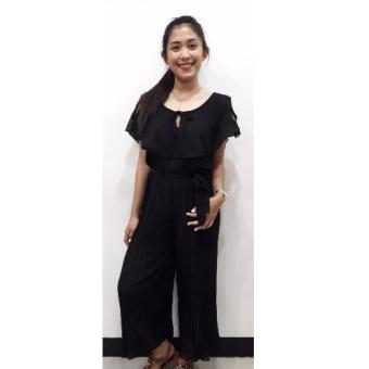 Harga Dion and Mary Mikee Jumpsuit (Black)