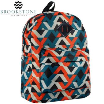 Brookstone Aztec Panther Backpack (Black) Price Philippines