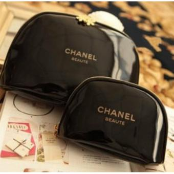 Chanel Beaute VIP Gift Cosmetic Pouch Set of 2 Price Philippines