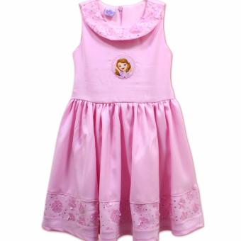 Harga Sofia The First Mystic Floral Dress (Pink)