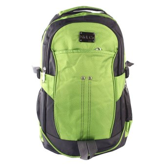 Nick Co 168 Backpack (Green) Price Philippines