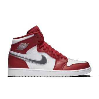 Harga AIR JORDAN 1 RETRO HIGH RED - Intl - intl