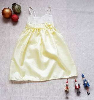 Harga Lan Lan Collection Kid's Butter Dress