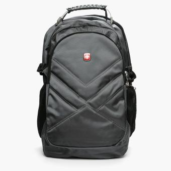 Harga Salvatore Mann Jerome Backpack (Dark Gray)