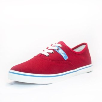 Fila Ladies Tiva Farah Casual Shoes (Red) Price Philippines