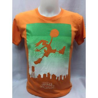 Harga Hare Jordan shirt adult large