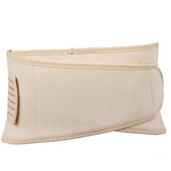 HANG-QIAO Maternity Pregnancy Abdominal Belt Band (Beige) Price Philippines