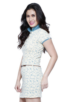 Harga Wrangler Casual Dress (Pale Banana)