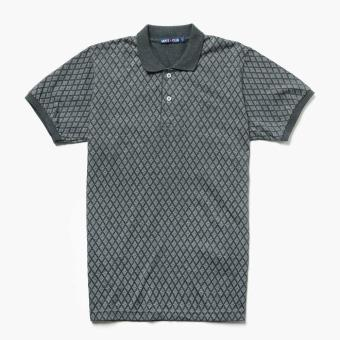 Men's Club Mens Polo Shirt (Grey) Price Philippines