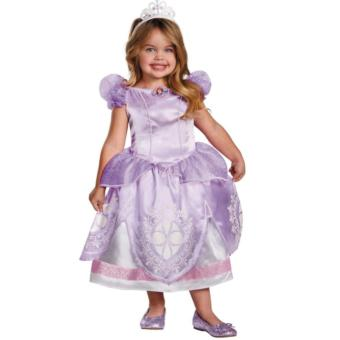 Harga Disguise Girls Sofia the First Deluxe Costume